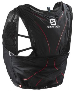 mochila salomon advanced skin 12 litros trail